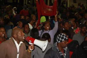 ANCYL disrupts City meeting in Khayelitsha
