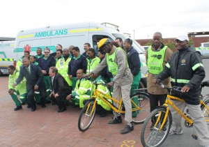 Paramedics unimpressed with safety initiative